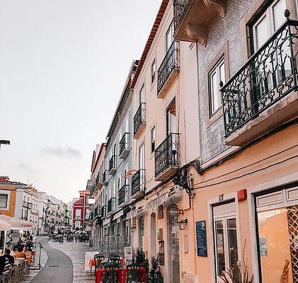Portugal and Madrid Travels